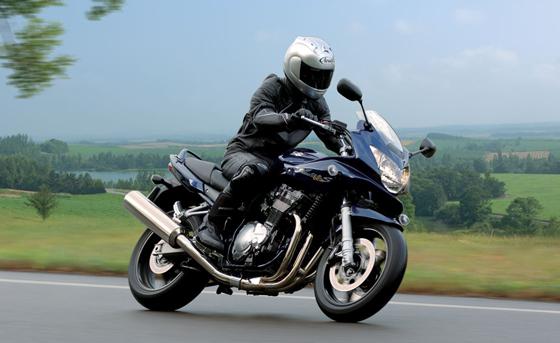 Yamaha sport túra motor